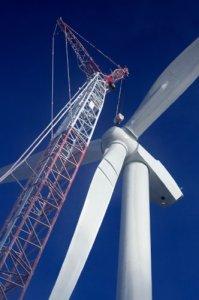 St Robert Bellamin Wind Farm