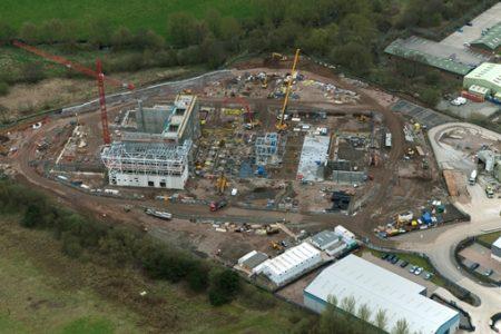Four Ashes Energy Plant
