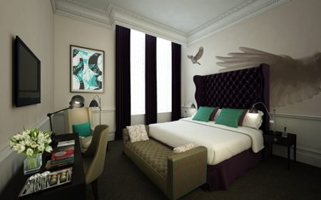 Ampersand Hotel- South Kensington- London