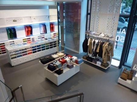 Lacoste New Store Knightsbridge- London