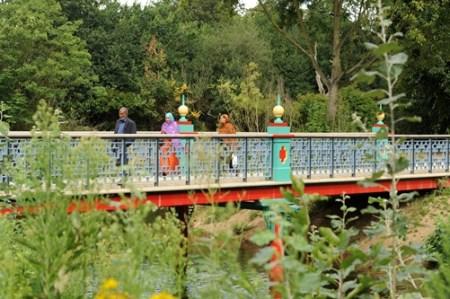 Victoria Park Restoration- London Bridge