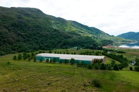 Lochairlort Fish Farm
