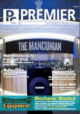 Premier Construction Magazine- Issue 18-2