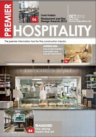 Premier Hospitality - Issue 1-October 2012