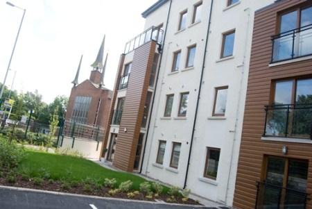 Upper Newtonards Road - Belfast - NHBC AWARDS 2012