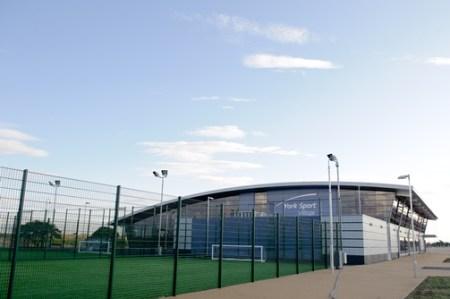 University of York Sports Village