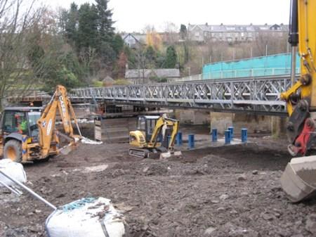 Rothbury Bridge Project - Northumberland