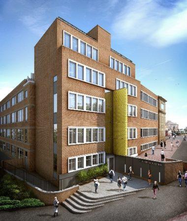 Priestman Building University of Sunderland