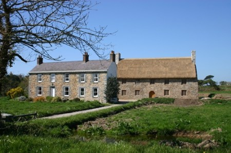 The National Trust of Guernsey- Heritage