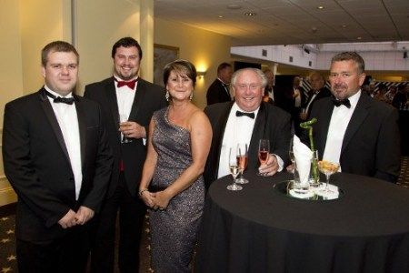 Jersey Construction Council Awards 2012