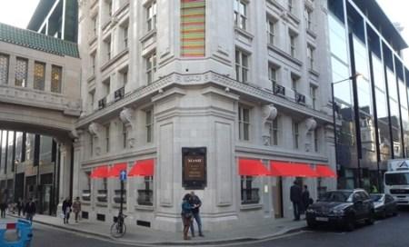 MASH Restaurants- Modern American Steakhouse- London