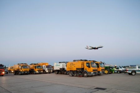 Gatwick Airport Main Runway Rehabilitation