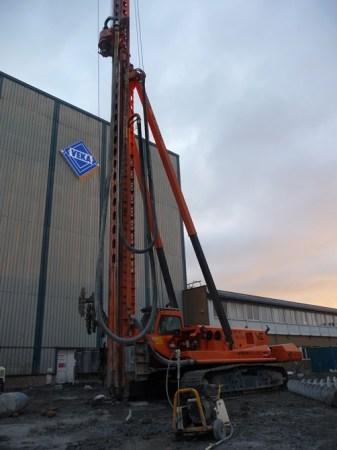 Veka Mixing Building- Burnley Head Office
