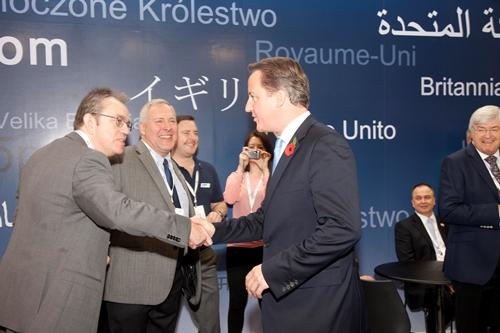 David Cameron- IPPI Europe