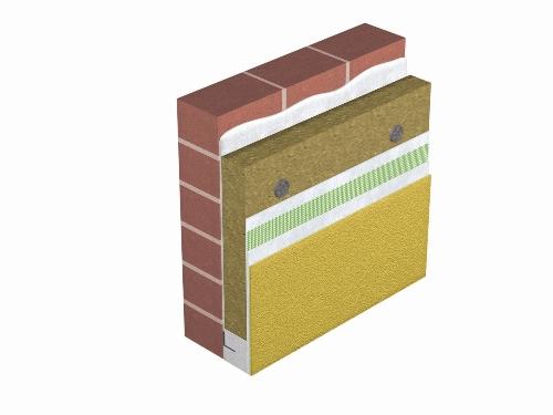 Warm Wall Plus- Knauf Marmorit