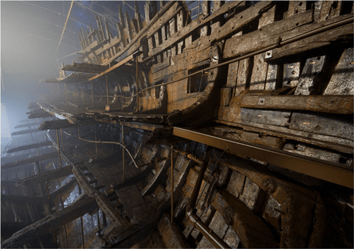 Mary Rose Museum- Portsmouth