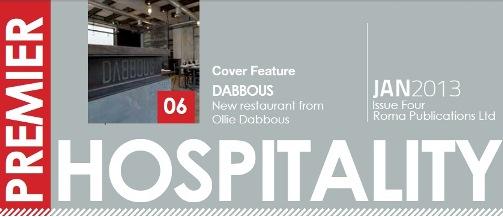 Premier Hospitality Issue 4, January 2013