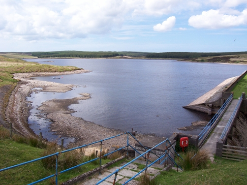 Penwhirn Dam Reservoir