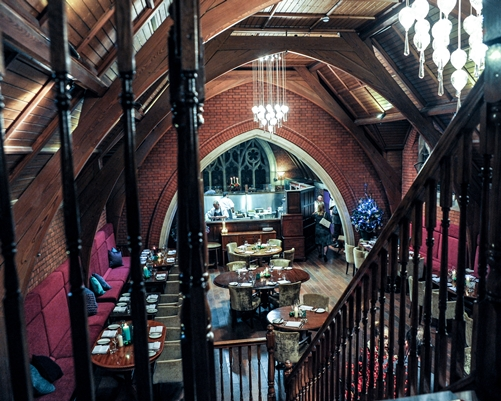 Rock Restaurant- Westbourne, Dorset