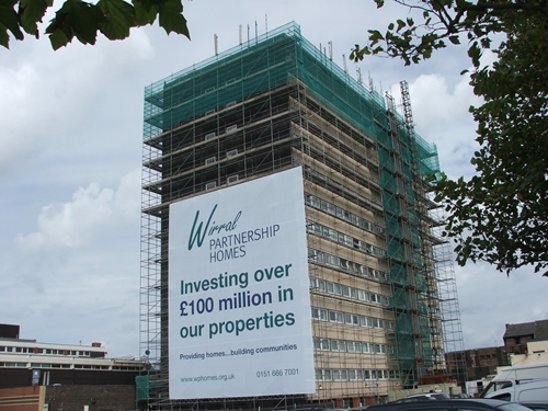 WPH High Rise Project- Wirral