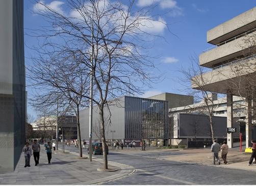Royal National Theatre- London