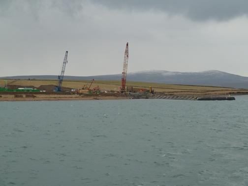 Copland's Dock- Stromness in Orkney