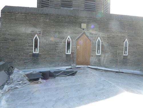 St Wilfrids Church Refurbishment- Halton, Leeds
