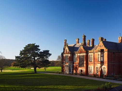 Rockliffe Hall Hotel- Darlington- Durham