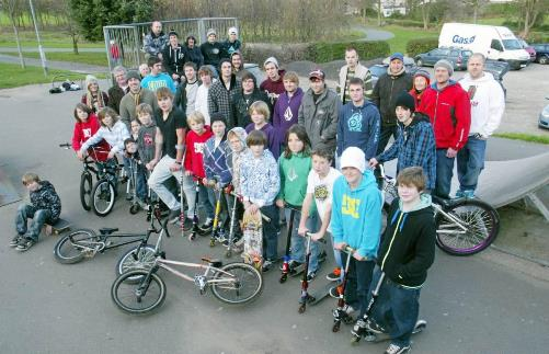 Guernsey Skate Park
