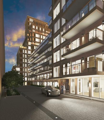 Kingston Riverside- Henry Macaulay Avenue, Kingston upon Thames