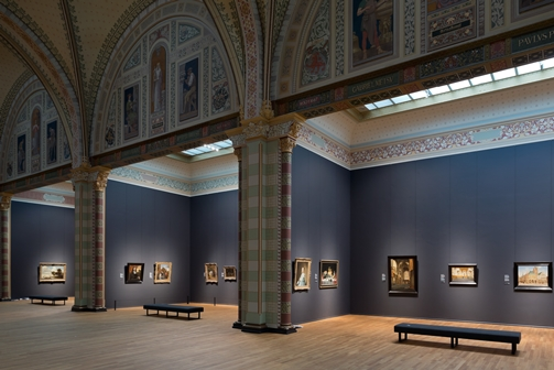 Rijksmuseum - Amsterdam- Cruz y Ortiz