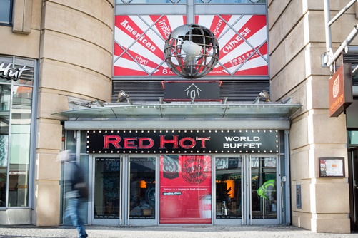 Red Hot World Buffet- Nottingham