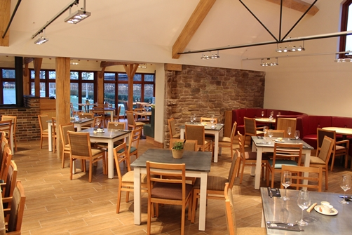 Ludlow Food Centre- Bromfield, Shropshire