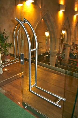 Contemporary glass in heritage buildings- Stained Glass Special