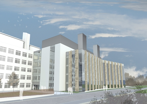 Centre for Translational and Interdisciplinary Research (CTIR) building- University of Dundee