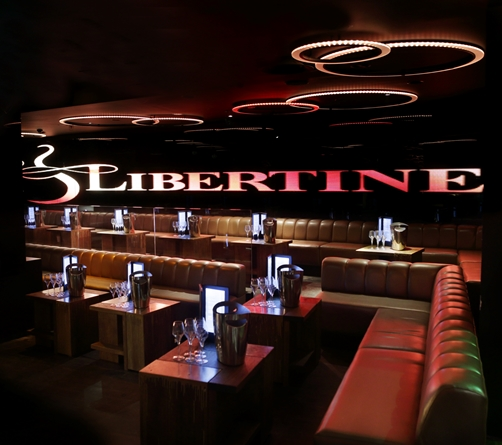 The Libertine- Winsley Street, London