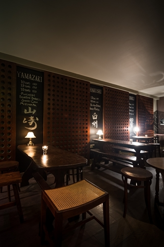 New Mizuwari Bar- Soho- london