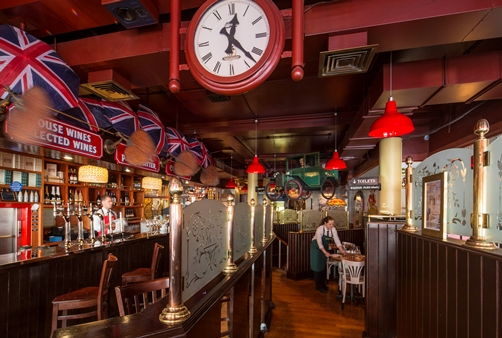 Porter's English Restaurant- London
