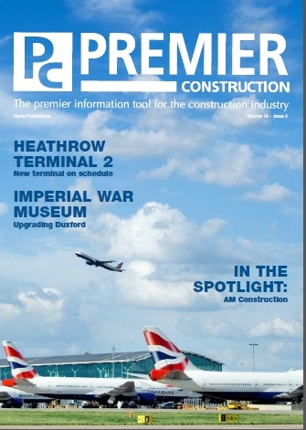 Premier Construction Magazine- Issue 19-3