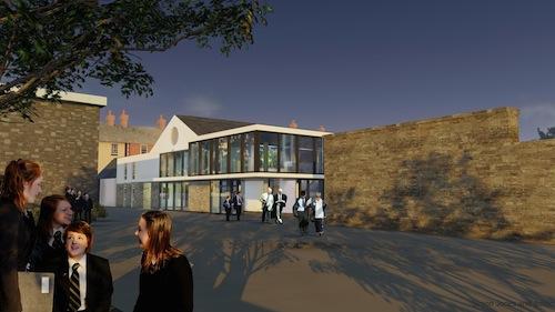 Christ College- Brecon