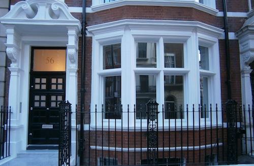 56 Welbeck Street, London, Marylebone Village