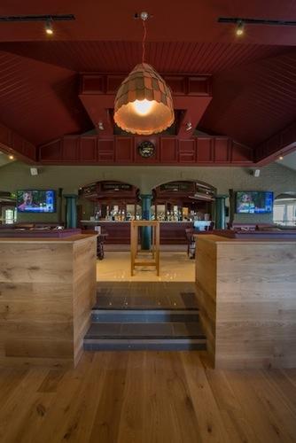 Baffitos, The Waterfront pub on Navigation Way, Preston Marina