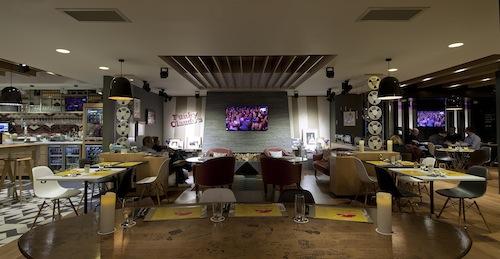 Montreux Jazz Cafe, London