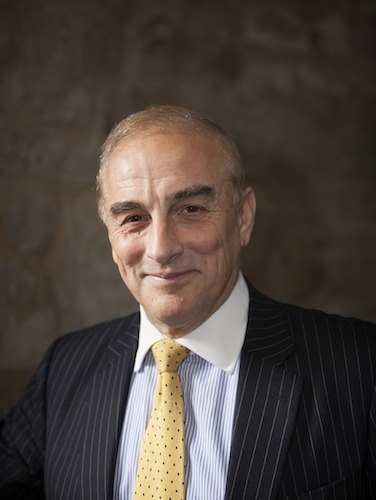 Ray Horwood CBE, Chief Executive of NFRC