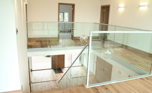 UK's First Solar Powered Home, Great Glen, Leicestershire
