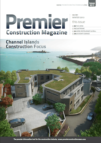 Channel Islands Construction Focus- Winter 2013