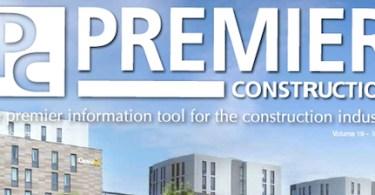 Premier Construction Magazine Issue 19-8