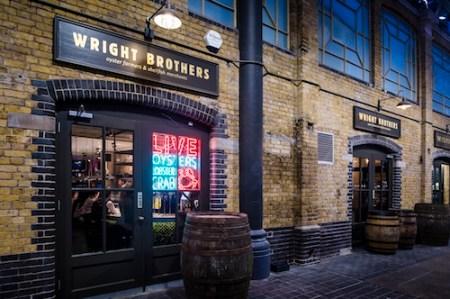Wright Brothers- 8/9 Lamb Street, Old Spitalfields Market, London