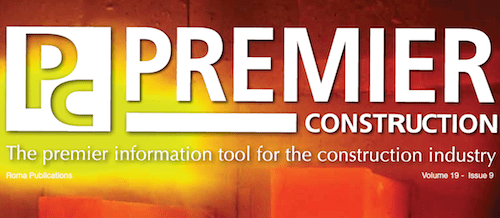 Premier Construction Magazine: Issue 19-9