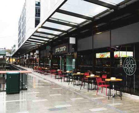 Ping Pong Wembley, London Designer Outlet